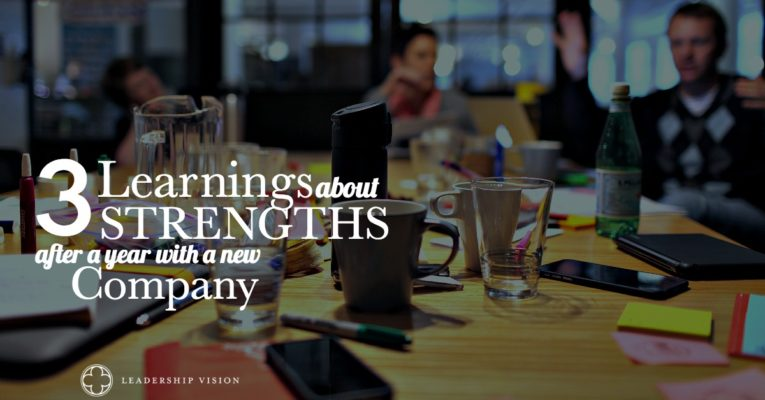 3 learnings about strengths fb